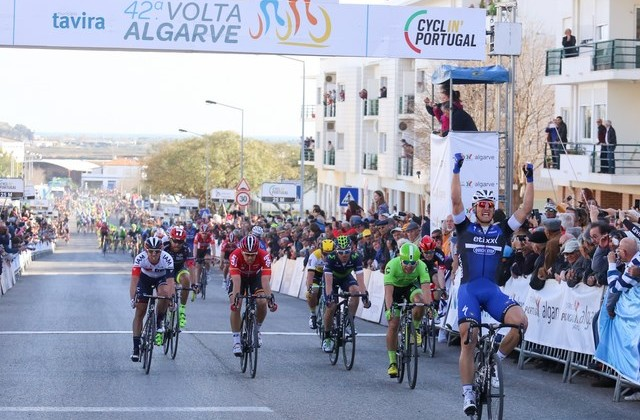 42ª Volta Algarve 2016 - Photo João Fonseca